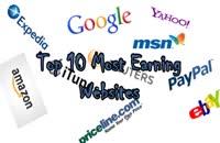 پر بازدیدترین وب سایت های جهان