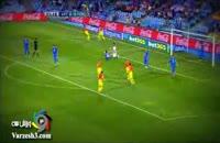 ختافه ۱-۴ بارسلونا