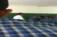 دوربین مخفی - تنبیه  شدید دانش اموزان توسط معلم