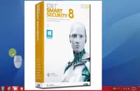 آموزش کامل نصب و فعال سازی ESET Smart Security ۸