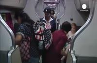 راه اندازی قطار زنان در تایلند بعداز قتل دختری سیزده ساله