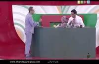 خندوانه - بارداری جناب خان!