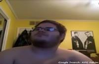 رقص پسر چاق