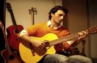 کلیپ هنری : آموزش گیتار - قسمت سوم - Malagueña