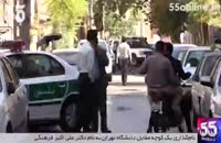 نام گذاری یک کوچه به نام دکتر علی اکبر فرهنگی در تهران