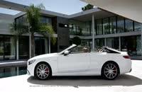 مرسدس بنز S-Class Cabriolet جدید