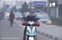 اعلام هشدار «وضعیت قرمز» در پایتخت چین