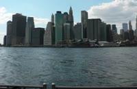 چشم انداز معماری زیبای نیویورک