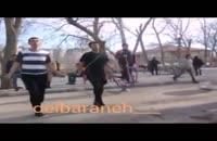 رقص با طناب فوق العاده زیبای دوجوان ایرانی