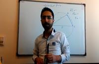 مسئله ترکیبی از مثلث و دایره