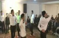 رقص بسیار زیبای آذربایجانی در عروسی (رقص آذری)