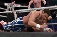 تریلر جدید بازی WWE 2K15