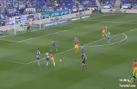 اسپانیول۰-۲بارسلونا (گلهای بازی)