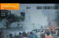 فیلم کمتر دیده شده از حمله به حوزه 117 بسیج در فتنه 88