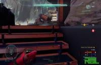 6 دقیقه از گیمپلی بخش چند نفره عنوان Halo 5: Guardians