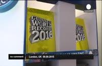 ثبت رکوردهای جدید گینس سال 2016