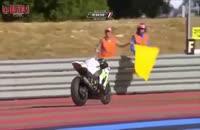 موتورسیکلت بدون راکب و مهار نشدنی فیلم