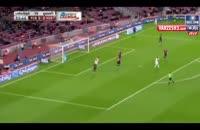 بارسلونا۸-۱ هوئسکا (خلاصه بازی)