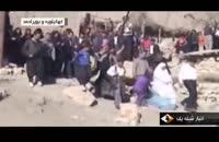 کشته شدن داماد توسط تیراندازی در مراسم عروسی [فدایی دو ارباب]