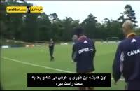 نوستالژی جام جهانی ۹۸