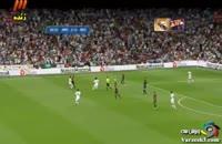 بارسلونا ۱-۲ رئال مادرید (خلاصه بازی)