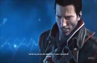 لحظه ی مرگ Adewale در بازی Assassins Creed Rogue
