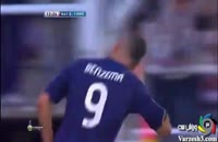 رایو والکانو ۰-۲ رئال مادرید
