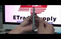 کلیپ آموزشی بررسی ساختار آیفون 5