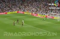 بارسلونا ۱-۲ رئال مادرید (گلها)