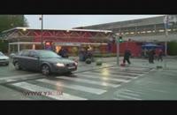 فیلمی از بازداشت یکی از مظنونین حوادث پاریس در بروکسل