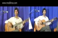 آموزش کاملا فارسی ریتم نوازی گیتار