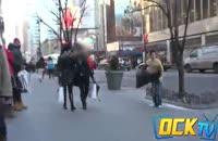 دوربین مخفی اسفناک(مرگ انسانیت!)