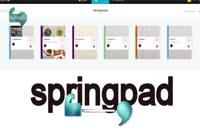 معرفی اپلیکیشن Spring Pad