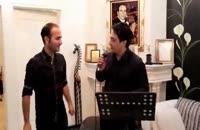 تقلید صدای خنده دار و شنیدنی محمد علیزاده از ریوندی