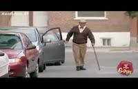 دوربین مخفی پارک کردن ماشین