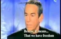آزادی بیان به سبک غربی