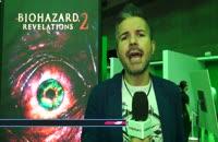 TGS 2014   تریلر گیم پلی عنوان Resident Evil Revelations 2 + اطلاعات جدید