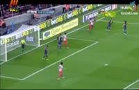 بارسلونا ۴-۱ آتلتیکومادرید