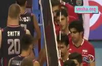 حواشی والیبال آمریکا و ایران