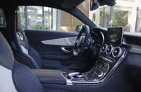 مرسدس بنز AMG C ۶۳ S Coupe جدید - طراحی داخلی