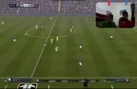 گیم پلی : مسابقه در Fifa 15