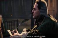 مصاحبه با صداپیشگان شخصیت های Assassins Creed Unity