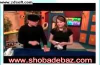 شعبده بازی با دستمال