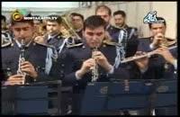 دیدار فرماندهان نیروی هوایی ارتش با رهبر انقلاب