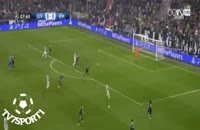 خلاصه بازی رئال مادرید با یوونتوس