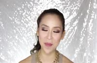 آموزش آرایش : چشم دودی برای مدل چشم های آسیایی