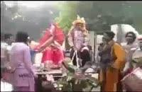 واکنش جالب داماد با دیدن عروس قلابی!