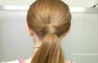 آموزش مدل مو شماره : 5