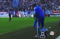 خنده دار ترین لحظه های فوتبال
