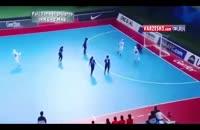 کلیپ گل زیبای تیم ملی فوتسال بانوان ایران